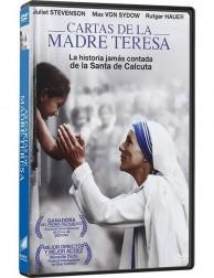 Película en DVD Cartas de la Madre Teresa