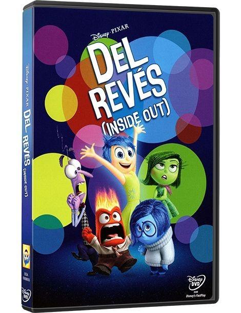 Del Revés (Inside Out)