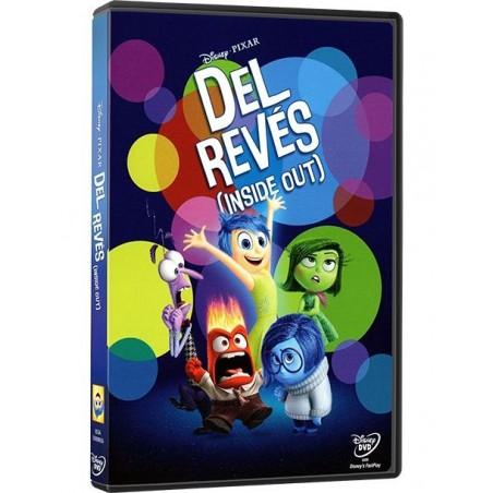 Del Revés (Inside Out - DVD)