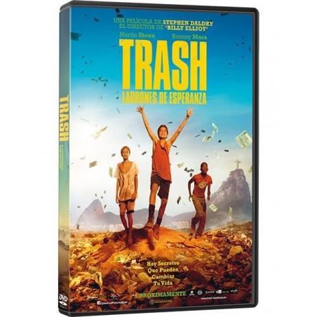 Trash. Ladrones de Esperanza (DVD)