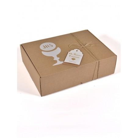 """Kit de regalo para NIÑO - Primera Comunión """"Junto a ti"""""""