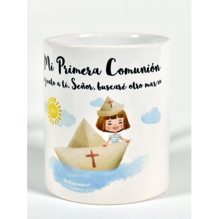 """Kit de regalo para niña - Primera Comunión """"Junto a ti"""""""