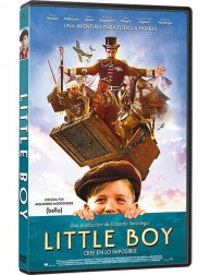 Película en DVD Little Boy