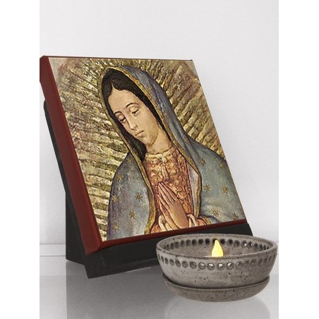 Classic Icon of the Guadalupana