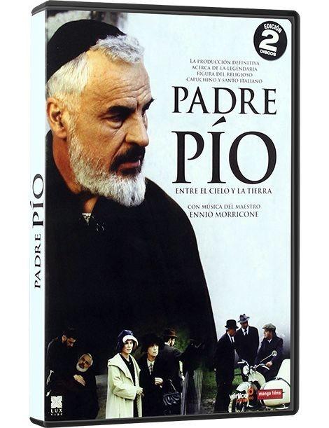 Padre Pío: Entre el Cielo y la Tierra DVD película religiosa
