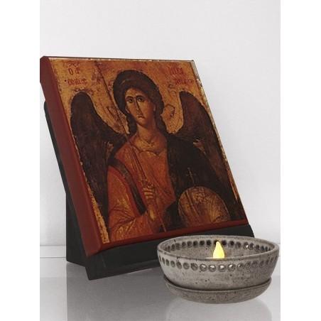 Classic icon of the archangel Saint Michael