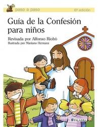 Guía de la confesión para niños LIBRO