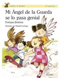 Mi Ángel de la guarda se lo pasa genial LIBRO religoso para niños