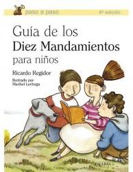 Guía de los Diez Mandamientos para niños LIBRO religioso para niños recomendado