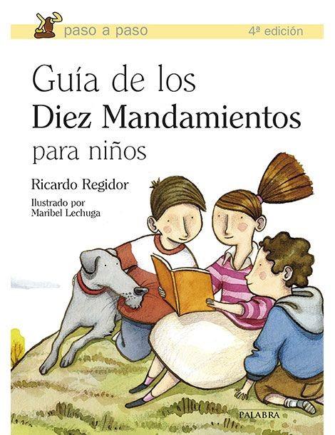 Guía de los Diez Mandamientos para niños - encristiano.com