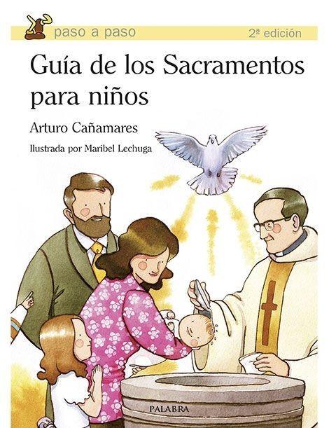 Guía de los Sacramentos para niños LIBRO católico para niños recomendado