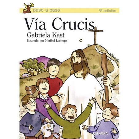 Vía Crucis LIBRO para niños recomendado