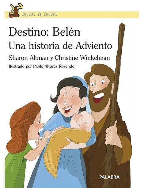 Destino: Belén LIBRO religioso para niños recomendado