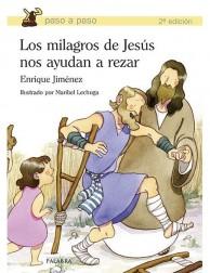 Los milagros de Jesús nos ayudan a rezar LIBRO religioso recomendado para niños