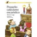 Pequeño catecismo eucarístico LIBRO sobre la Eucaristía para niños