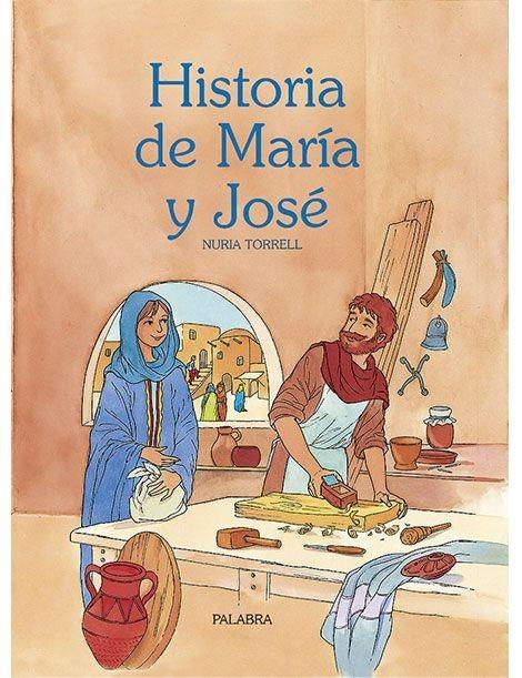 Historia de María y José LIBRO religioso para niños recomendado