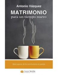 Matrimonio para un tiempo nuevo LIBRO con valores recomendado