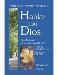 Hablar con Dios: Tiempo ordinario 2 LIBRO
