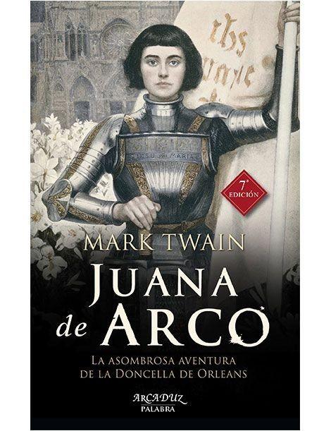 Juana de Arco LIBRO de Mark Twain