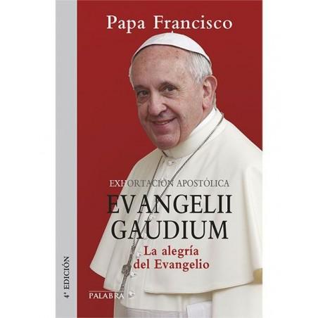 La alegría del Evangelio (Evangelii Gaudium) LIBRO exhortación apostólica  del Papa Francisco