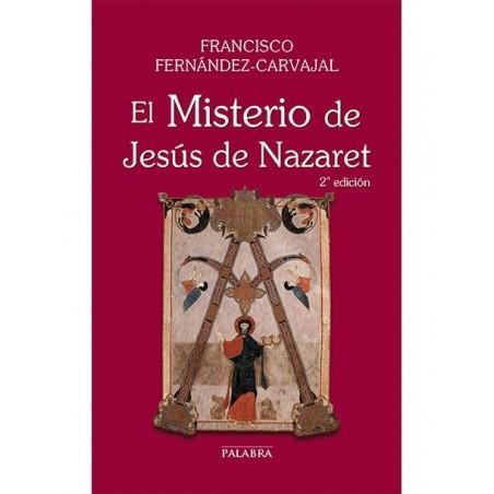 El Misterio de Jesús de Nazaret LIBRO religioso recomendado