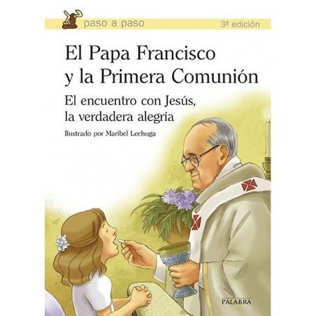 El Papa Francisco y la Primera Comunión LIBRO