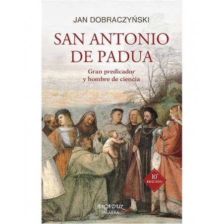 San Antonio de Padua - Arcaduz