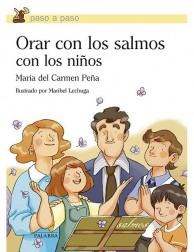 Orar con los salmos con los niños LIBRO católico