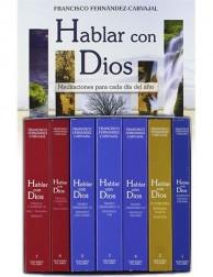 Hablar con Dios (Estuche de 7 libros)