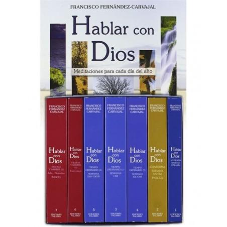 Hablar con Dios (Pack de 7 libros)
