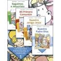 Catequesis parroquial y familiar Colección 1-4