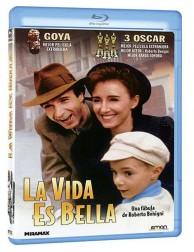 La Vida es Bella (Blu-Ray)