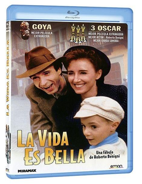 Life is Beautiful (Blu-Ray)
