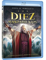 The Ten Commandments - Film (Blu-Ray)