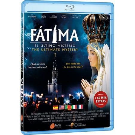 Fátima, el último misterio (Blu-Ray)