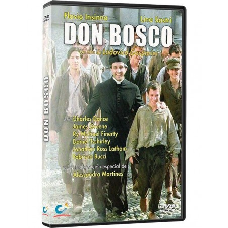 Don Bosco - película DVD