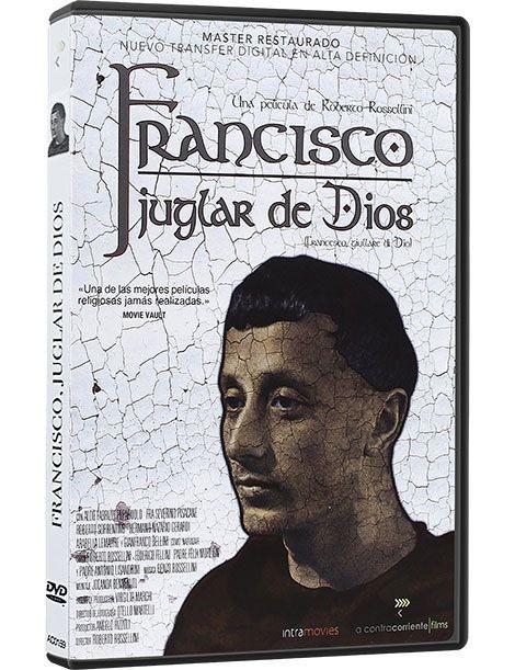 Francisco, Juglar de Dios DVD película religiosa recomendada