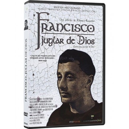 Francisco, Juglar de Dios (DVD)