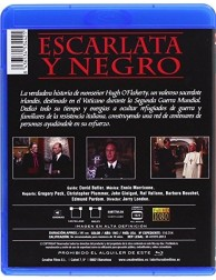 Escarlata y Negro - DVD