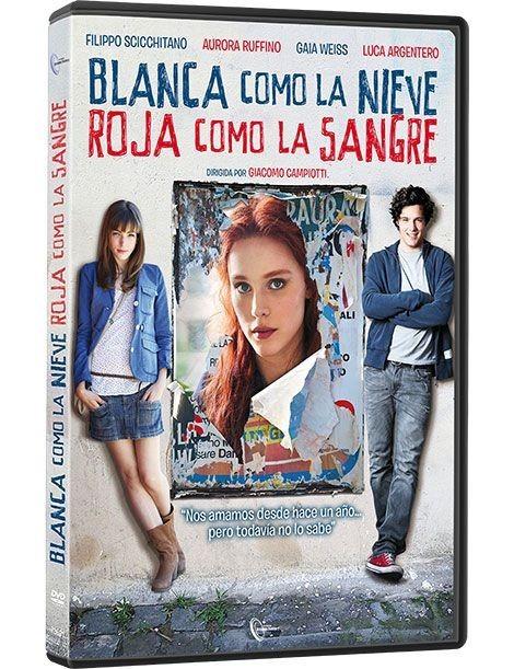 Blanca como la nieve, roja como la sangre - Película en DVD