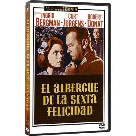 El Albergue de la sexta felicidad (DVD)