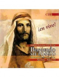 Buscando su Rostro - Memorial de una vida (14 CDs) Reflexiones del P. Ignacio Larrañaga