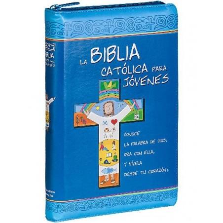La Biblia Católica para Jóvenes (REGALO-estuche)