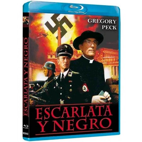 The Scarlet and the Black (Blu-Ray)