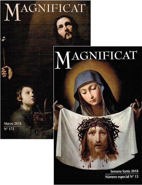 Magnificat Semana Santa