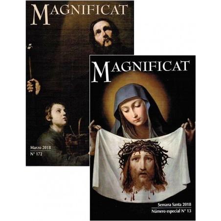 Magnificat Marzo y Semana Santa 2018