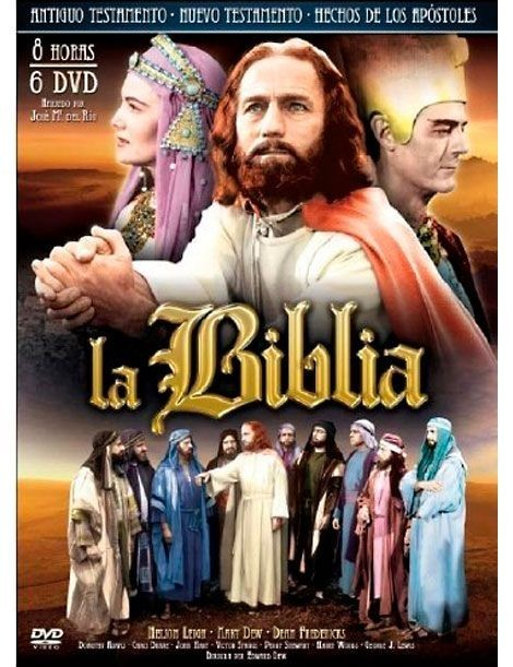 La Biblia serie DVD