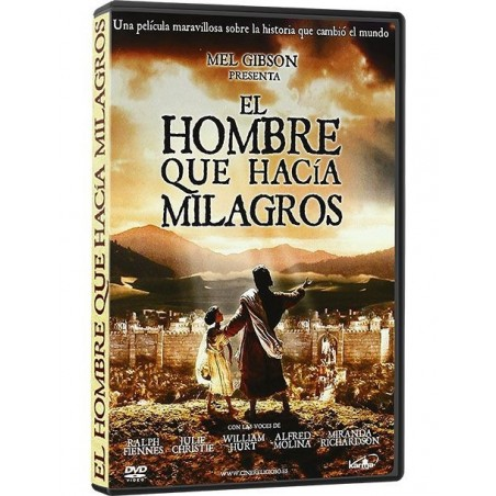 The Miracle Maker (DVD)