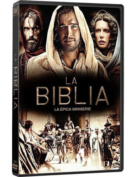 La Biblia - serie en DVD película religiosa recomendada