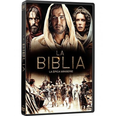 The Bible: The Epic Miniseries DVD